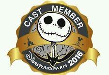 Pins - Jack Halloween - Disneyland Paris Cast Member Exclusive