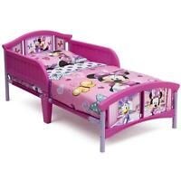 *NEW* Disney Minnie Mouse Girls Toddler STURDY QUALITY Infant Kids Bed