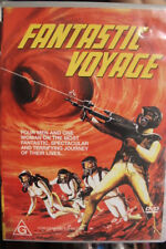 FANTASTIC VOYAGE RARE DELETED DVD OOP STEPHEN BOYD & REQUEL WELCH SCI-FI MOVIE