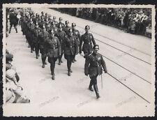 AK-POLIZIA-Batalion-Compagnia - 1939/40 - uomo di protezione-Ordine Polizia-tschako - 3