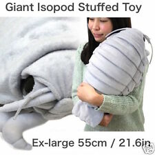 Animal Stuffed soft toy Giant Isopod 55cm XL Realistic Plush Doll Benthos Japan