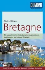 DuMont Reise-Taschenbuch Reiseführer Bretagne 4. Aufl. 2016