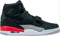Air Jordan Legacy 312 Black/Black-Fire Red (AV3922 060)