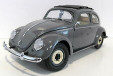 Sunstar 1/12 Scale Diecast - 5202 1953 Volkswagen Beetle Saloon Grey Faulty