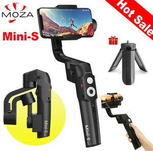 MOZA Mini-S 3-Axis Live Broadcast Anti-Shaking Phone Handheld Gimbal Stabilizer