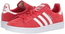 Brand New ADIDAS CAMPUS W Suede Rayred White Trainers  DB1018 UK size 4