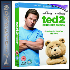TED 2 - EXTENDED EDITION    *BRAND NEW BLU-RAY***
