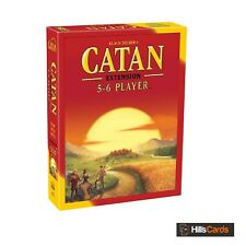 5-6 extensión de jugador para el conjunto de base de Juego De Mesa Catan Expansión pobladores de