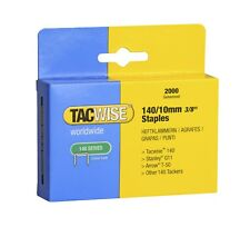 10mm Tacwise Staples type 140  upholstery supplies