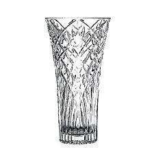 RCR 25616020006 Melodia 30 Cm Crystal Flower Vase