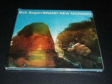 CD. BOB SEGER. BRAND NEW MORNING.3  DIGIPACK 1971. SOUS CELLO.NEUF.PRESSAGE ARGE