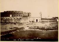 Albert, Tunisie, El Djem (الجم)  Vintage albumen print.  Tirage albuminé  10