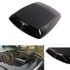 Hood Air Flow Intake Scoop Exterior Bonnet Vent Cover Decor For Toyota Audi BMW