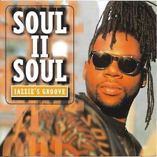Soul II Soul - Jazzie's Groove (CD-Album, 1999) sehr guter Zustand, Case neu!