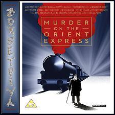 MURDER ON THE ORIENT EXPRESS -  Albert Finney  & Lauren Bacall *BRAND NEW DVD***