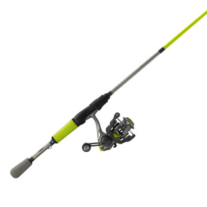 Lew's Xfinity XJ 6' Medium Action Spinning Fishing Rod and Reel Combo