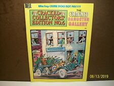 1974 Cracked Collector's Edition Magazine - No.6 The Cracked Gangster Gallery