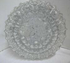 60er années 70 Plafonnier Plafonnier bubbleglas Lampe 60s 70