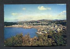 View of Oban Town & Bay, Argyl. Posted 1961.