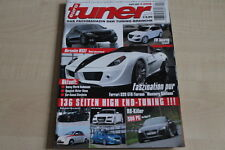 156113) Ford Mustang Shelby GT 500 convertible Geiger Cars-Eurotuner 04/2008
