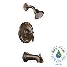 MOEN Brantford Single-Handle 1-Spray Posi-Temp Tub and Shower Faucet Trim Kit