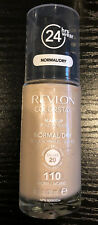 REVLON COLORSTAY Makeup 24hrs Wear #110 IVORY Normal To Dry Skin New Sealed