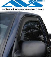 2pc Rain Guards In-Channel Window 99-06 FOR Chevy silverado GMC Sierra Standard