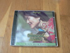 Namgyal Lhamo ?: Songs From Tibet - CD Papyros 2003 NEW