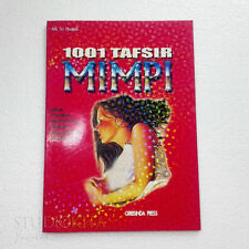 1001 Dream Interpretation Tafsir Mimpi Indonesia Book SK716