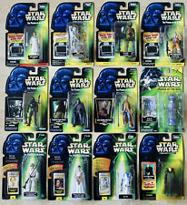 Star Wars bundle (12) 'The Power of the Force+Jedi'  original 1990's /unopened
