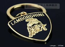 S139 Lamborghini Car 3D Auto Schluesselanhaenger key chain Ring Metall Neu