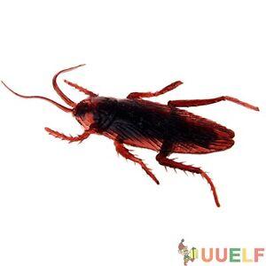 Emulational Rubber Cockroach Joke Trick Toy