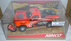 Ninco Slot Car Protruck III Open Spain Raid Slot '07 Lted. Ed 96UNITS MB