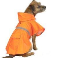 Guardian Gear Reflective Dog Hooded Rain Jackets - FREE Shipping