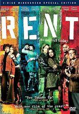 Rent (DVD, 2006, 2-Disc Set, Special Edition Widescreen)
