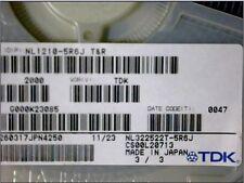 TDK NL322522T-5R6J   NL3225 SERIES Type 5R6uH 200mA 45MHz TAPE REEL 2000pc