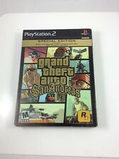 Grand Theft Auto: San Andreas - Special Edition (Playstation 2) ps2 gta COMPLETE
