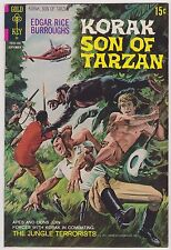 Korak Son of Tarzan #43, Very Fine - Near Mint Condition*