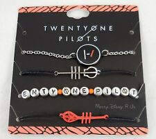 -new-21-twenty-one-pilots-band-blurryface-bracelet-4-pack-arm-party-logo-charms