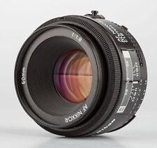 Nikon AF Nikkor 50mm 1,8  SHP 65682