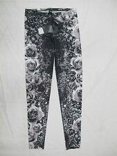 Deha Pantaloni/leggins Donna Mod.d95375 Col.nero/grigio/bianco Tg.l Inverno 2014