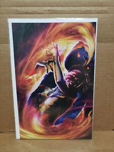 Phoenix Resurrection 1 Greg Horn virgin variant NM (2018 Marvel) Dark Jean Grey