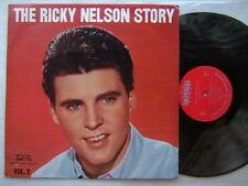 THE RICKY NELSON STORY / JAPAN JET 7044 RICK