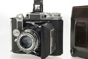 ZEISS SUPER IKONTA 531 ( 4,5 x 6 cm) + coated XENAR 1: 3,5 / 75 mm + CASE, NICE