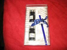New listing J. Herbin glass quill pen + 2 bottles of ink - New in original box