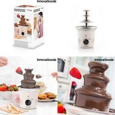 Innovagoods fuente de chocolate blanco