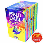 ROALD DAHL Collection a Phizz Whizzing 15 Classic Books Box Set Childrens Books