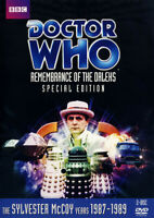 Doctor Who - Remembrance of the Daleks (Specia New DVD