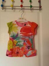 Vêtements T-shirt multicolore Catimini pour fille de 2 à 16 ans