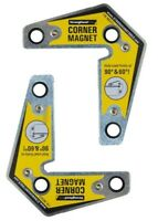 Strong Hand Tools, Twin Pack Corner Magnets MST327, HIGH QUALITY